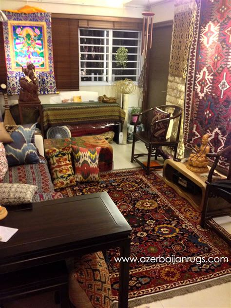 Interior Design with ARFP rugs, Decorating with Oriental rugs