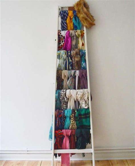 relooker bureau ecolier les 25 meilleures idées concernant rangement de foulard