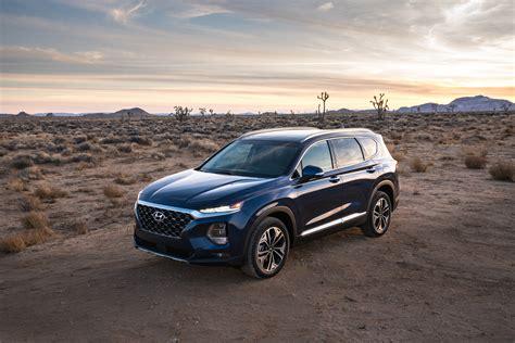 2019 Hyundai Santa Fe Debuts With New Upscale Vibe