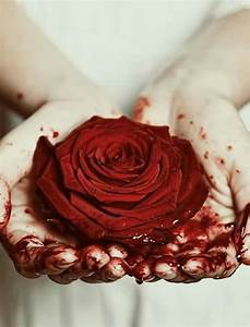 What do you want .... | RED | Pinterest | Blood, Oc and Flower