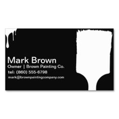 painter business cards images business cards