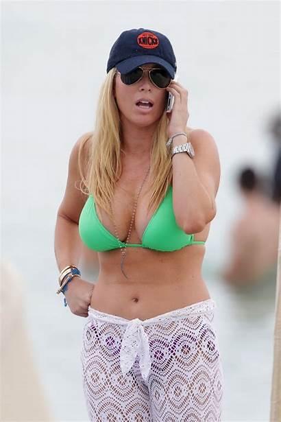 Jill Martin Bikini Beach Miami Hawtcelebs Miller