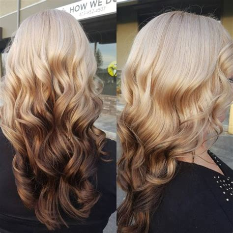 reverse ombre hair color pictures