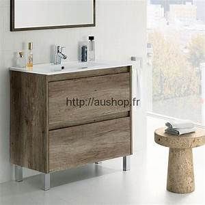 Meuble Sous Vasque Salle De Bain Design Pas Cher Armoire