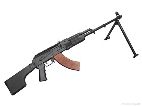 mm light machine gun lmg rpk  catalog
