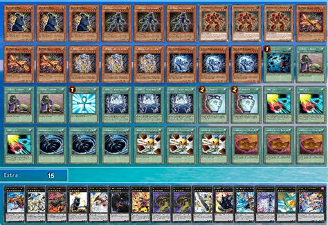 Yugioh Deck Build by Chronomaly Deck Profile With Mini Guts Deck List