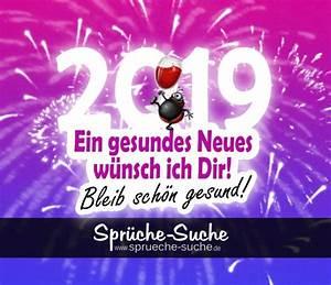 Gesundes Neues Jahr Sprüche : ein gesundes neues jahr 2019 w nsch ich dir ~ Frokenaadalensverden.com Haus und Dekorationen