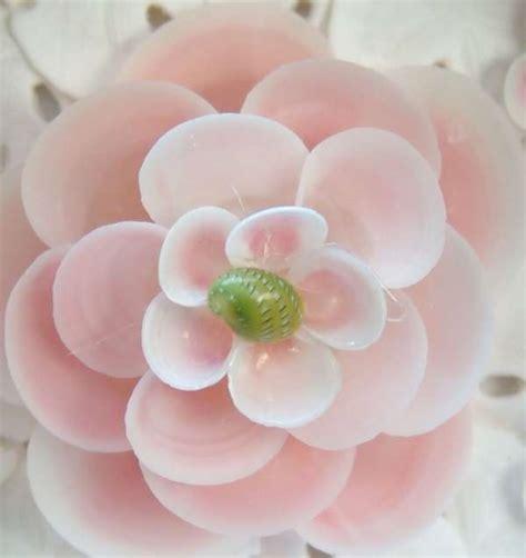 Seashell Crafts Flowers