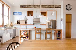 tile or wood in kitchen hillhurst contemporary kitchen calgary by robert 8500