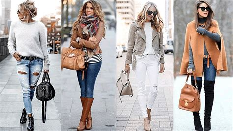CASUAL FALL 2017 Y WINTER 2018 OUTFIT IDEAS | WOMANS HEALTH WITH MEGAN