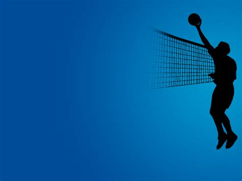 Volleyball widescreen hd background wallpaper - HD Wallpapers