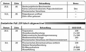 Abrechnung Nach Kostenvoranschlag Wohngebäudeversicherung : abrechnung nach bema und goz so vermeiden sie h ufige ~ Themetempest.com Abrechnung