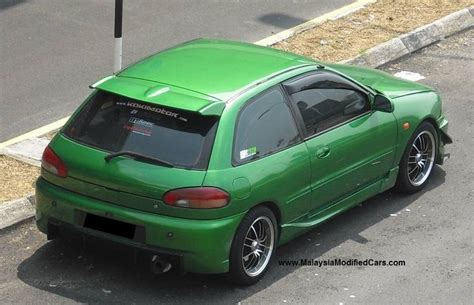 Modified Proton Satria (1st Generation) Http