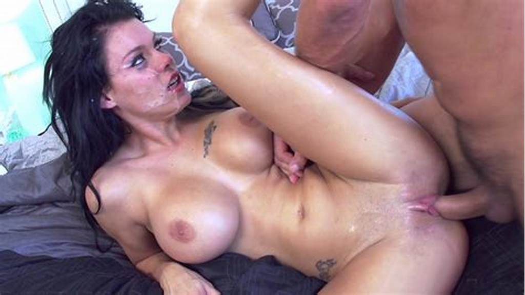 #Download #Peta #Jensen #Takes #One #Load #On #Her #Face #And