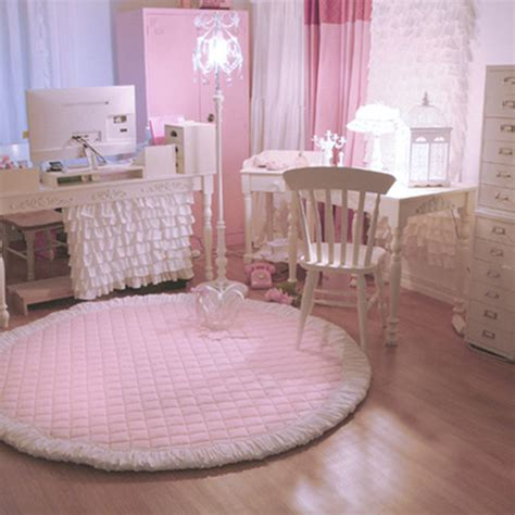 pink bedroom rug aliexpress com buy new princess carpet bedroom pink rug 12847 | New princess carpet bedroom pink rug sweet living room tapetes children crawling pad soft wedding decorative