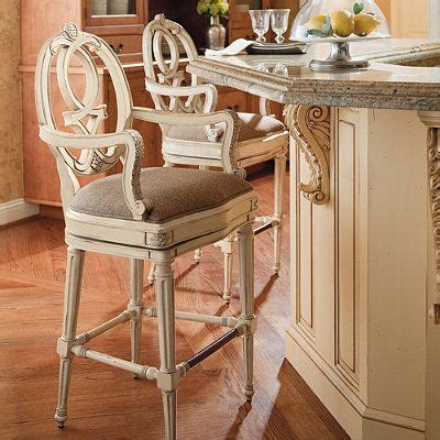 cornelia bar stool frontgate good  french country