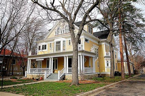 Governors Row House, Topeka Kansas A Gorgeous Victorian