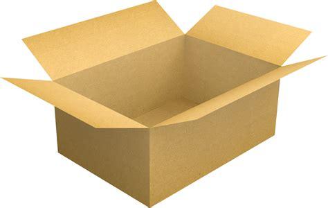 cardboard box clipart  image