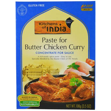 Kitchens Of India by Kitchens Of India Kitchens Of India Paste For Butter