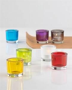 Teelichthalter Glas Bunt : deko glas vasen schalen glasteller karaffen ~ Watch28wear.com Haus und Dekorationen