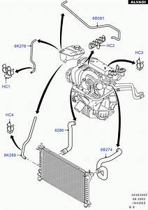 2004 Ford Focus Engine Coolant Diagram