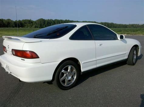 1998 acura integra information and photos zombiedrive