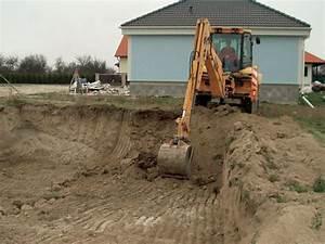 Stavba domu postup