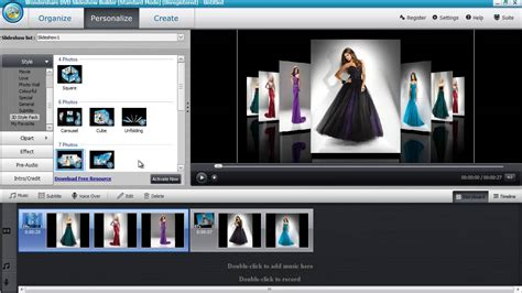 wedding slideshow software    youtube