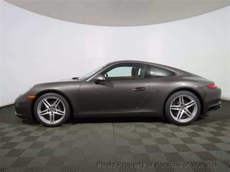 new porsche 911 2018 new porsche 911 carrera coupe at porsche fairfield