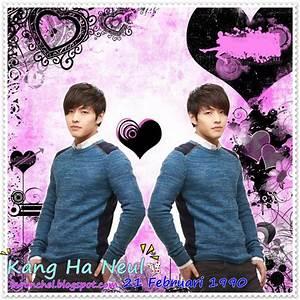 Monchan Worlds: [PROFILE + FAKTA] Kang Ha Neul