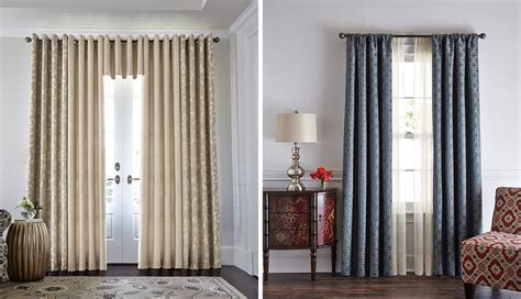 jcpenney window drapes refresh any room with window treatments jcpenney