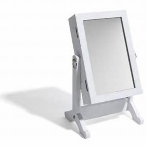 Miroir Psyché Porte Bijoux : miroir articles de la maison gifi vente en ligne miroir articles de la maison ~ Teatrodelosmanantiales.com Idées de Décoration