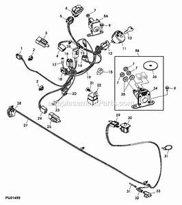 John Deere La115 Mower Parts Diagram