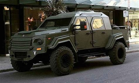 civilian armored vehicles terradyne 39 s ultimate truck experience gurkha rpv civilian