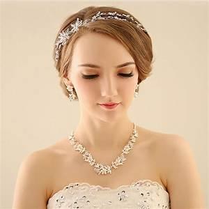 2015 bridal jewelry wedding necklaces set bridsmaid
