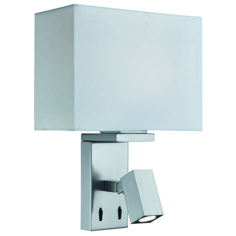 0882ss adjustable wall led reading light