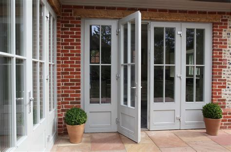 Triple Glazed Timber French Doors
