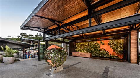 starbucks visitor center  hacienda alsacia accents