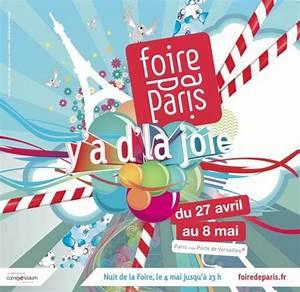 Code Invitation Foire De Paris : foire de paris 2012 places avec r duction ~ Medecine-chirurgie-esthetiques.com Avis de Voitures