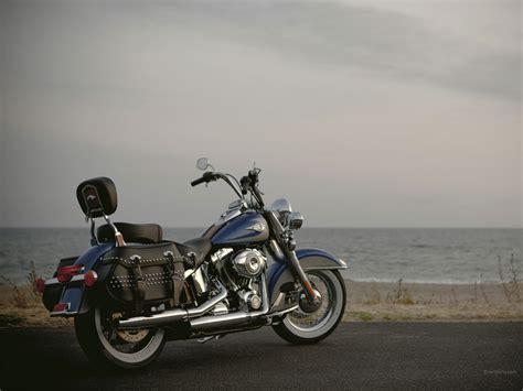Harley Davidson Heritage Classic 4k Wallpapers by Hd Harley Davidson Flstc Heritage Softail Classic