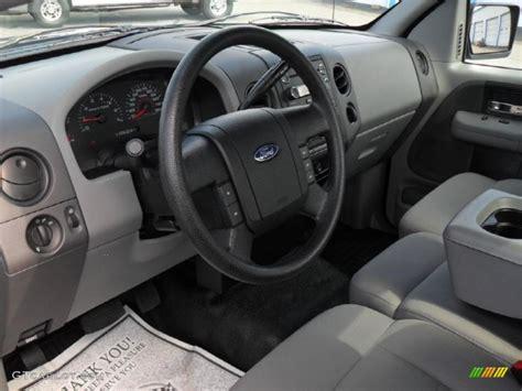 mediumdark flint interior  ford  stx regular cab
