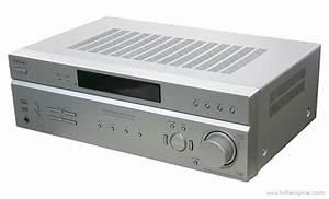 Sony Str-k1900p - Manual - Audio Video Receiver