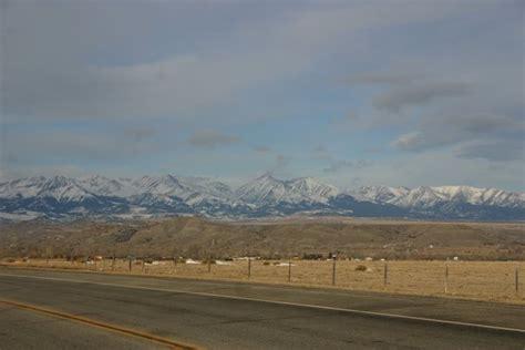 montana high desert photo