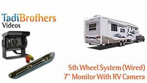 The Best Backup Camera System For 5th Wheel Travel Trailer