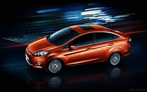 ford fiesta sedan wallpaper hd car wallpapers id