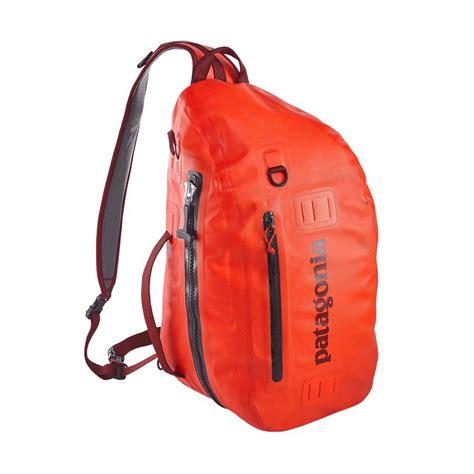 sling bag patagonia stormfront 174 waterproof sling bag 20l Waterproof