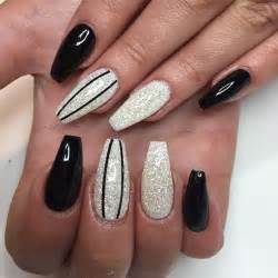 Coffin nail art ideas and design