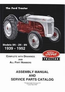 35 Ford 9n Parts Diagram