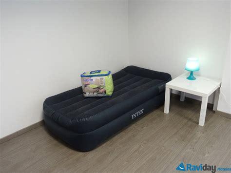 Matelas Meilleur Rapport Qualité Prix by Matelas Gonflable Simple Intex Rest Bed 1 Place