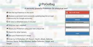 Pokemon Go Iv Berechnen : pogobag pokemon go iv techorz ~ Themetempest.com Abrechnung